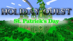 Скачать Holiday Quest: St. Patrick's Day для Minecraft 1.11
