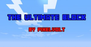 Скачать The Ultimate Block для Minecraft 1.8.7