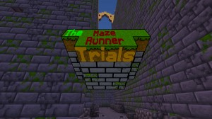 Скачать The Maze Runner Trials для Minecraft 1.13