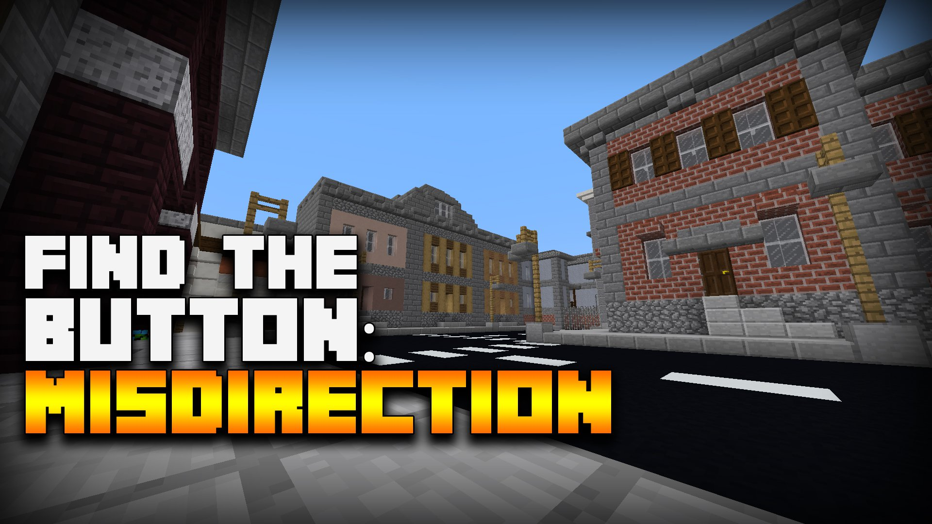 Скачать Find the Button: Misdirection для Minecraft 1.13.2