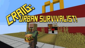 Скачать Craig: Urban Survivalist! для Minecraft 1.14.4