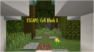 Скачать ESCAPE: Cell Block X для Minecraft 1.14.4