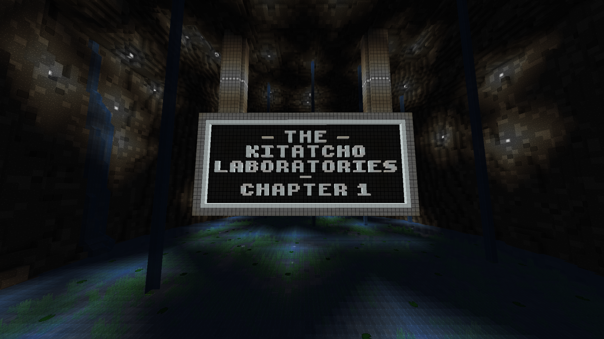 Скачать The Kitatcho Laboratories - Chapter 1 (Reboot) для Minecraft 1.16.3