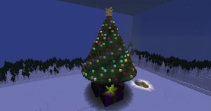 Скачать Journey to the Christmas Tree для Minecraft 1.12.1