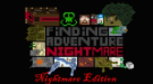 Скачать Finding Adventure - Nightmare Edition для Minecraft 1.11.2